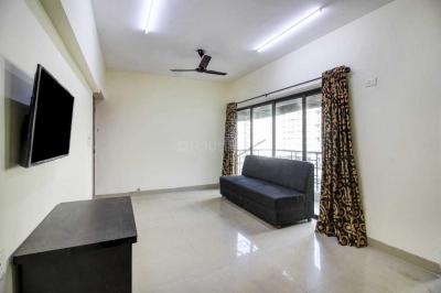 Living Room Image of PG 4271071 Kharghar in Kharghar