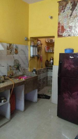 Kitchen Image of 756 Sq.ft 1 BHK Independent House for buy in Arihant Anchal Phase 2, Chaukhan for 2500000