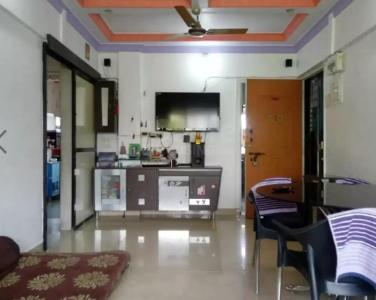 Gallery Cover Image of 850 Sq.ft 2 BHK Apartment for rent in Blue Diamond Apartment, Dahisar East for 25000