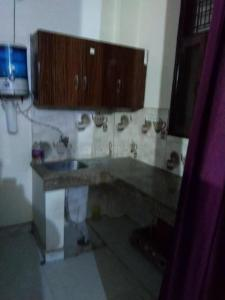Gallery Cover Image of 300 Sq.ft 1 RK Independent Floor for rent in New Ashok Nagar for 8000