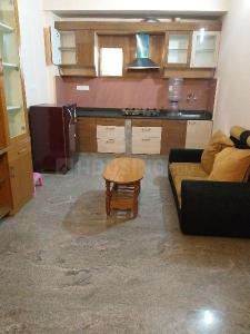 Gallery Cover Image of 1200 Sq.ft 2 BHK Apartment for rent in Rustam Bagh Layout for 30000