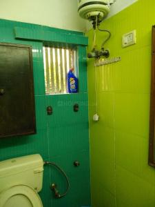 Gallery Cover Image of 400 Sq.ft 1 BHK Independent Floor for rent in Old Double Storey, Lajpat Nagar for 22000