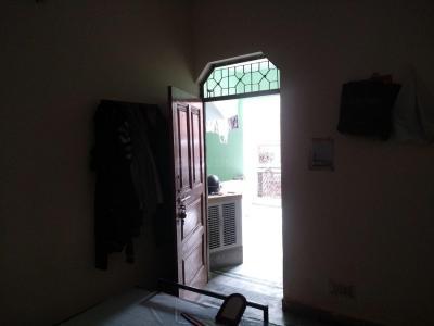 Bedroom Image of Krishna PG in Tilak Nagar
