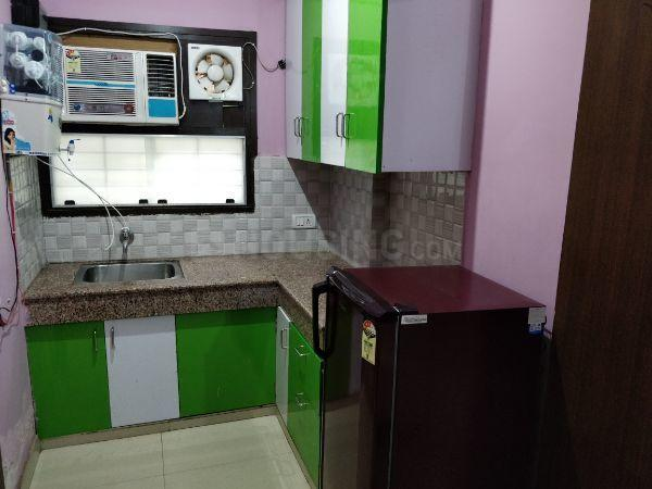 Kitchen Image of 300 Sq.ft 1 RK Apartment for buy in Sector 49 for 1500000