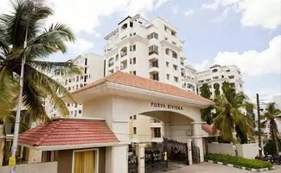 Gallery Cover Image of 1538 Sq.ft 3 BHK Apartment for rent in Puravankara Purva Riviera, Marathahalli for 45000