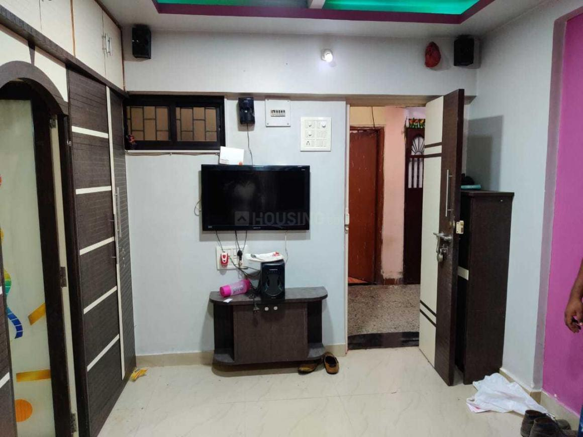 Living Room Image of 350 Sq.ft 1 BHK Apartment for rent in Andheri East for 20000