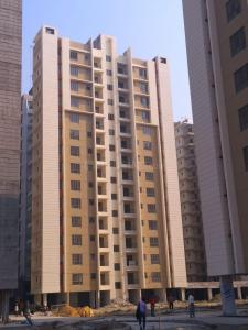 Gallery Cover Image of 987 Sq.ft 3 BHK Apartment for buy in Siddha Water Front, Khardah for 3992800