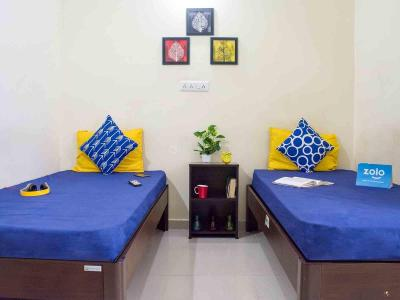 Bedroom Image of Zolo Hibiscus in BTM Layout