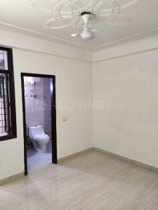 Gallery Cover Image of 500 Sq.ft 1 BHK Independent Floor for rent in Sheikh Sarai for 13000