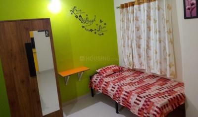 Bedroom Image of Oho Stay PG in Dhanori