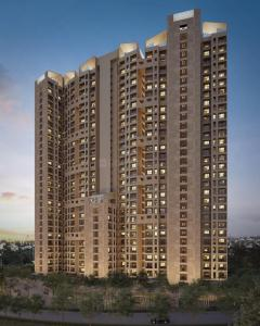 Gallery Cover Image of 477 Sq.ft 1 BHK Apartment for buy in Thane West for 5542000