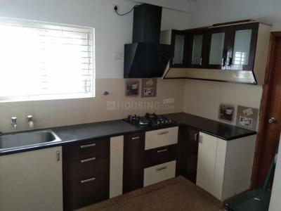Gallery Cover Image of 2300 Sq.ft 3 BHK Apartment for rent in Domlur Layout for 60000