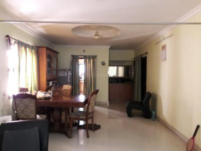 Gallery Cover Image of 1600 Sq.ft 3 BHK Apartment for rent in Madhapur for 35000