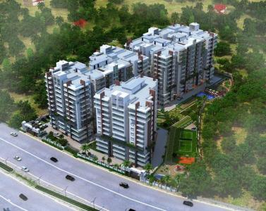 Gallery Cover Image of 1550 Sq.ft 3 BHK Apartment for buy in Sai Purvi Symphony, Thippasandra for 7873000