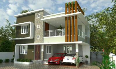 Gallery Cover Image of 1258 Sq.ft 3 BHK Independent House for buy in Kalyan Nagar for 6350000