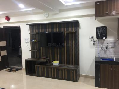 Gallery Cover Image of 400 Sq.ft 1 RK Independent House for rent in Gachibowli for 26000