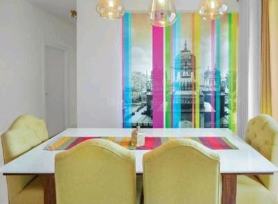 Gallery Cover Image of 1950 Sq.ft 3 BHK Apartment for rent in Emaar The Palm Drive, Sector 66 for 52000