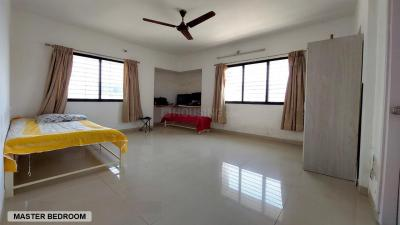 Gallery Cover Image of 400 Sq.ft 1 RK Apartment for rent in Raut Builders Raut Baug Housing Complex, Dhankawadi for 4000