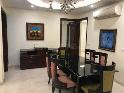 Gallery Cover Image of 1050 Sq.ft 3 BHK Apartment for buy in Chhattarpur for 7480000