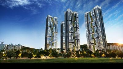 Gallery Cover Image of 705 Sq.ft 2 BHK Apartment for buy in Thane West for 13900000
