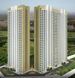 Gallery Cover Image of 1118 Sq.ft 3 BHK Apartment for rent in Kanjurmarg East for 62000