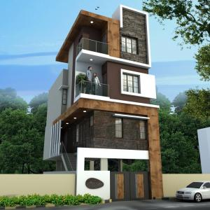 Gallery Cover Image of 2600 Sq.ft 3 BHK Independent House for buy in RR Nagar for 22500000