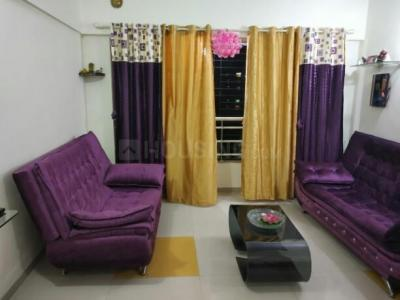 Gallery Cover Image of 1065 Sq.ft 2 BHK Apartment for rent in Thane West for 12000