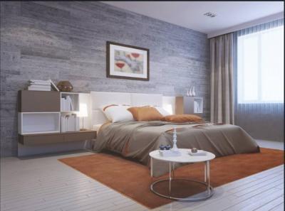 Gallery Cover Image of 721 Sq.ft 1 BHK Apartment for buy in Gurukrupa Labham Residency, Ghatkopar East for 9177000