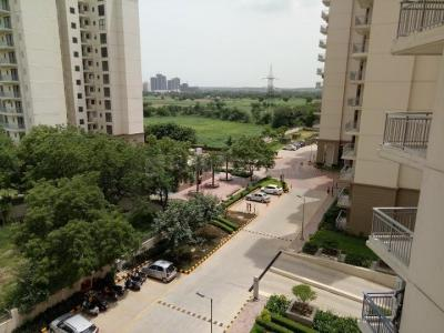 Balcony Image of 2262 Sq.ft 3 BHK Apartment for buy in Godrej Frontier, Sector 80 for 10500000