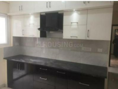 Kitchen Image of 3bhk Apartment in Electronic City