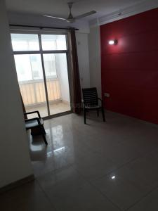 Gallery Cover Image of 1230 Sq.ft 2 BHK Apartment for rent in Crossings Republik for 8000