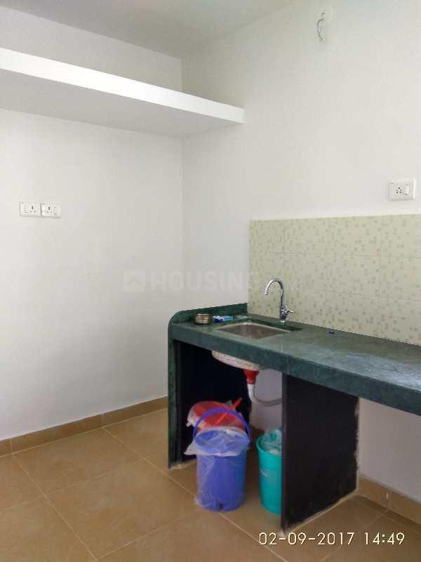 Kitchen Image of 369 Sq.ft 1 RK Apartment for rent in Boisar for 2000