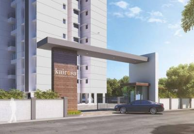 Gallery Cover Image of 650 Sq.ft 1 BHK Apartment for buy in Benchmarrk Kairosa Cluster A, Punawale for 3300000