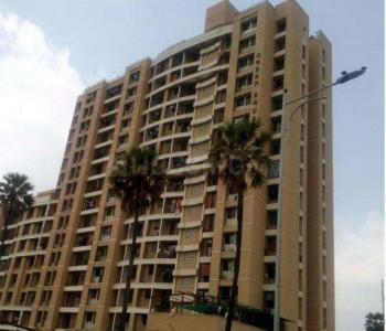 Gallery Cover Image of 600 Sq.ft 1 BHK Apartment for rent in Ghodbander for 12000