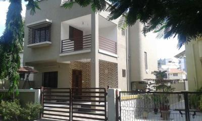Gallery Cover Image of 1550 Sq.ft 3 BHK Independent House for rent in Satellite for 38000