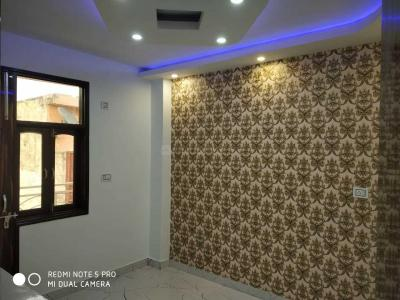 Gallery Cover Image of 560 Sq.ft 2 BHK Independent Floor for rent in Uttam Nagar for 9000