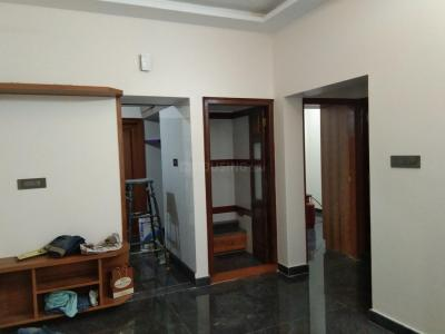 Gallery Cover Image of 750 Sq.ft 2 BHK Independent Floor for rent in Nagarbhavi for 18000