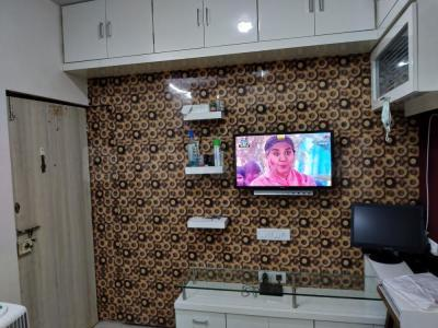 Gallery Cover Image of 630 Sq.ft 1 BHK Apartment for buy in Pragathi Heights, Kamothe for 5500000