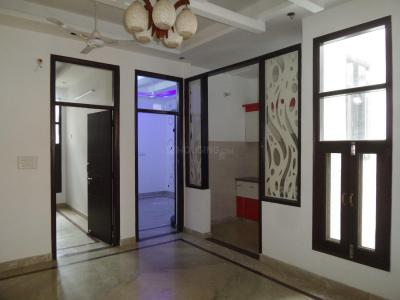 Gallery Cover Image of 968 Sq.ft 3 BHK Independent Floor for buy in Govindpuram for 3250000