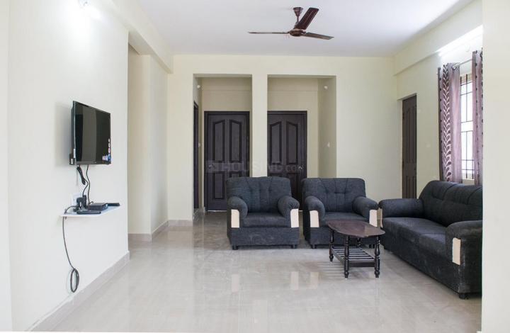 Living Room Image of PG 4643103 K R Puram in Krishnarajapura