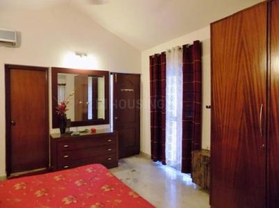 Gallery Cover Image of 2200 Sq.ft 3 BHK Villa for rent in Prestige Ozone, Whitefield for 85000