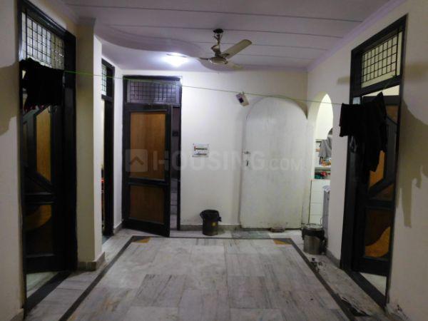 लक्ष्मी नगर में श्री हनुमान पीजी में हॉल की तस्वीर