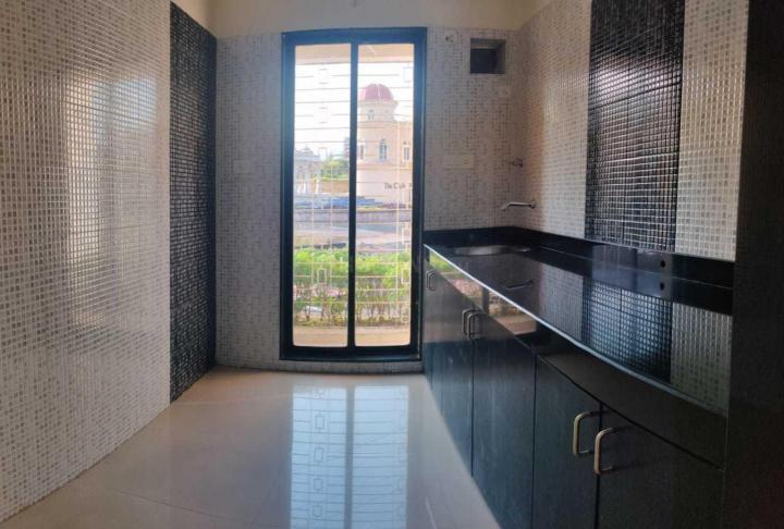 Kitchen Image of 700 Sq.ft 1 BHK Apartment for buy in Khalapur for 1800000