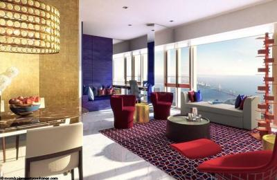 Gallery Cover Image of 930 Sq.ft 2 BHK Apartment for buy in Worli for 40000000