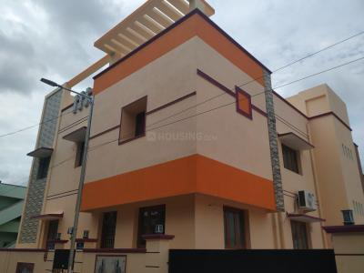 Gallery Cover Image of 1200 Sq.ft 2 BHK Independent Floor for rent in Porur for 15000