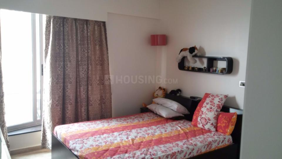 Bedroom Image of 2040 Sq.ft 4 BHK Apartment for rent in Goregaon West for 95000