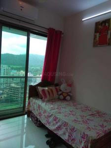 Gallery Cover Image of 550 Sq.ft 1 BHK Apartment for rent in Kandivali West for 20000