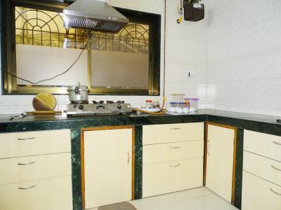 Kitchen Image of Verma's Nest Nerul in Nerul