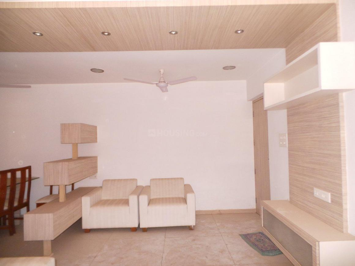 Living Room Image of 1320 Sq.ft 3 BHK Apartment for rent in Chembur for 75000