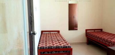 न्यू थिप्पसंदरा में वेंकटा नमरूठो पीजी में बेडरूम की तस्वीर